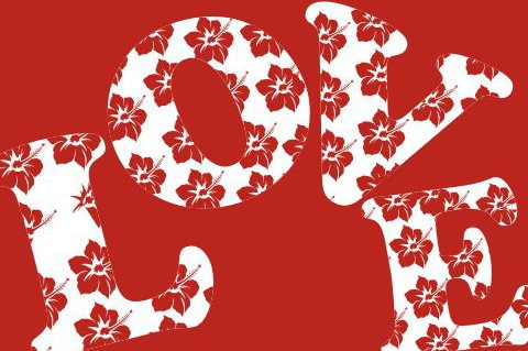 tarjeta de San Valentín - vector #219871 gratis