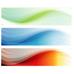 Vector Banner Set 5 - Free vector #219961