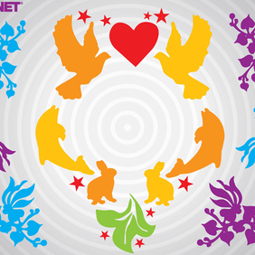 Nature Clipart - Free vector #220071