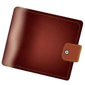 Vector Wallet - Kostenloses vector #220451