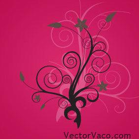 Floral Vectors - Kostenloses vector #220511