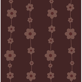 Seamless Wallpaper Pattern - vector gratuit #221761