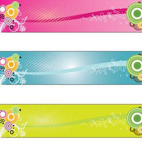 Modern Banner Vector - Kostenloses vector #221811