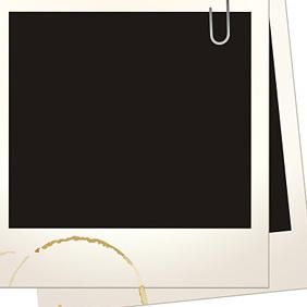 Polaroid - vector #221951 gratis