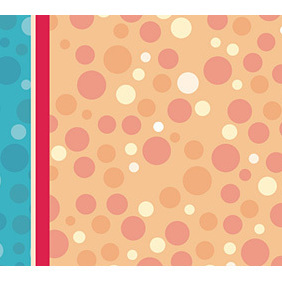 Bubbly Background - vector #222021 gratis