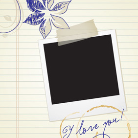 Love Memories - vector #222631 gratis