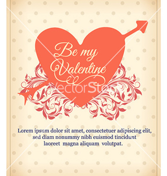 Free happy valentines day vector - Free vector #222671