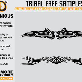 Tribal - Free vector #222701