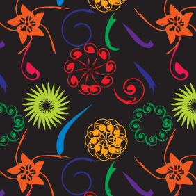 Seamless Pattern - Free vector #222721
