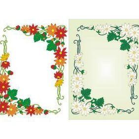 Art Nouveau Floral Design - Kostenloses vector #222731