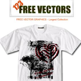 T-Shirt Vector - Free vector #222801