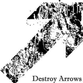Destroy Arrows - vector gratuit(e) #222871