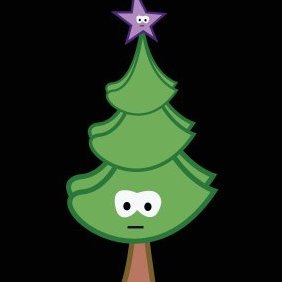 Not A Normal Tree - vector #222881 gratis