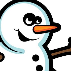 Snowy - Free vector #222901