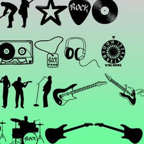 Rock - vector #223001 gratis