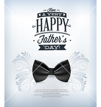Free fathers day vector - Free vector #223331