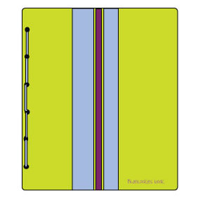 Blancookies1 Notebook Vector - Free vector #223431