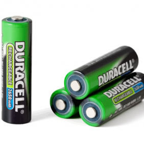 Batteries - vector #223511 gratis