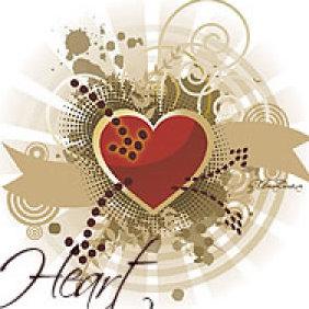 Heart - Kostenloses vector #223611