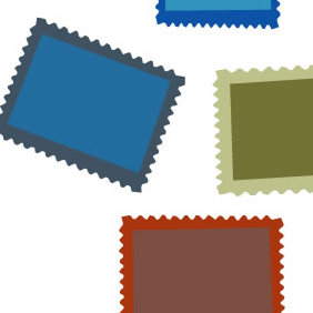 Stamps - Free vector #223681