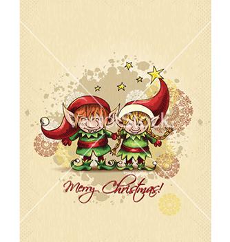 Free christmas vector - Kostenloses vector #223951
