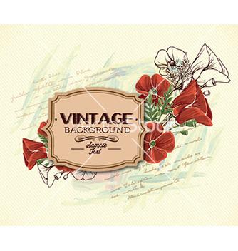 Free vintage vector - Free vector #224101
