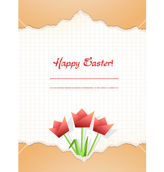 Free easter background vector - Kostenloses vector #224191