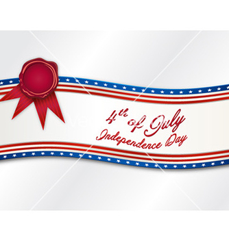 Free 4th of july background vector - Kostenloses vector #225181