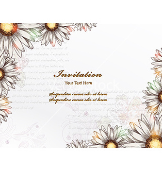 Free floral background vector - Free vector #226101