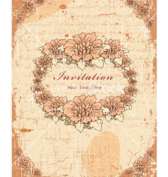 Free vintage frame vector - Free vector #226411