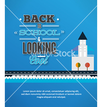 Free back to school vector - Free vector #226531