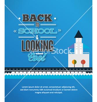 Free back to school vector - Kostenloses vector #226531