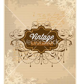 Free vintage vector - Kostenloses vector #226661