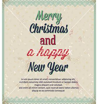 Free happy new year vector - Free vector #226781