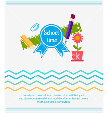 Free back to school vector - vector #226891 gratis