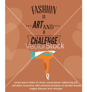 Free fashion is art vector - Kostenloses vector #228451