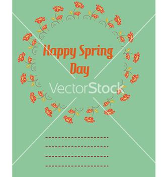 Free spring vector - Kostenloses vector #228781