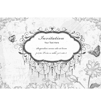 Free vintage frame vector - Free vector #230481