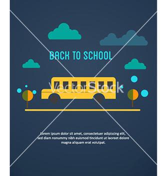 Free back to school vector - Kostenloses vector #231311