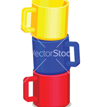 Free coffee mug vector - бесплатный vector #232671