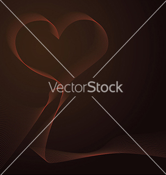 Free heart abstract vector - Free vector #233311