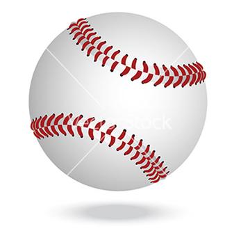 Free baseball vector - бесплатный vector #233471