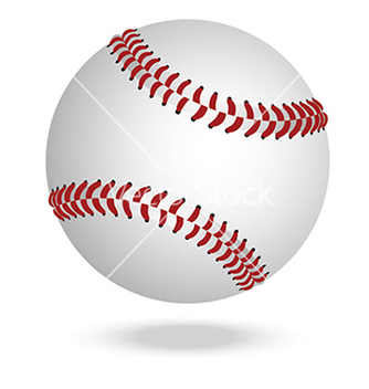 Free baseball vector - vector gratuit #233471