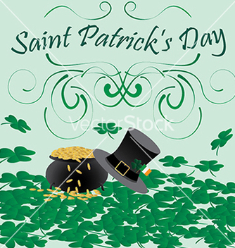 Free saint patricks day vector - Free vector #233641