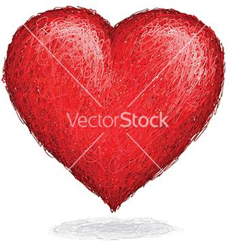 Free heart vector - Free vector #233731
