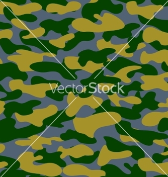 Free seamless military camouflage texture military vector - Free vector #234271