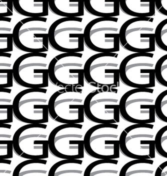Free pattern letter g vector - Kostenloses vector #234391