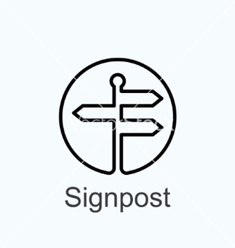 Free signpost vector - Free vector #234501