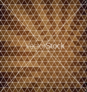Free abstract background of hexagons in retro style vector - Free vector #235281