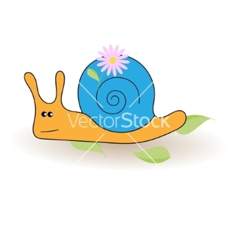 Free snail vector - Free vector #235751